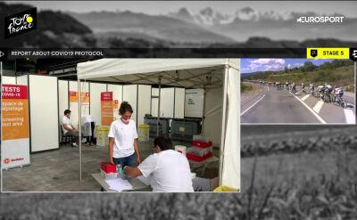 Tour de France w czasach epidemii koronawirusa