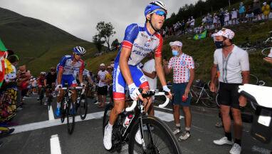 Zgasła nadzieja Francuzów. Pinot pogrzebał szanse na wygranie Tour de France