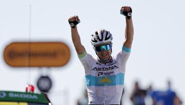 Wielka ucieczka w Tour de France. Aleksiej Łucenko zwycięzcą 6. etapu