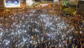 Polka mieszkająca w Hongkongu: ludzie spontanicznie wyszli na ulice