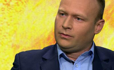 """Marcin Mastalerek w """"Piaskiem po oczach"""""""