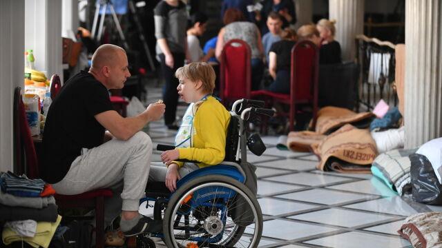 Neumann: PiS powinno przeprosić za skasowanie pieniędzy dla niepełnosprawnych