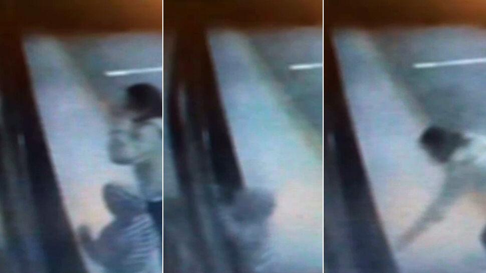 Pięciolatek wpadł między peron a odjeżdżający pociąg. Matka stanie przed sądem
