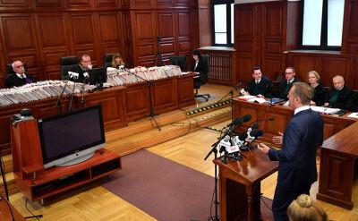 Sąd uchyla pytania
