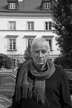 Janusz Głowacki na zdjęciach Czesława Czaplińskiego