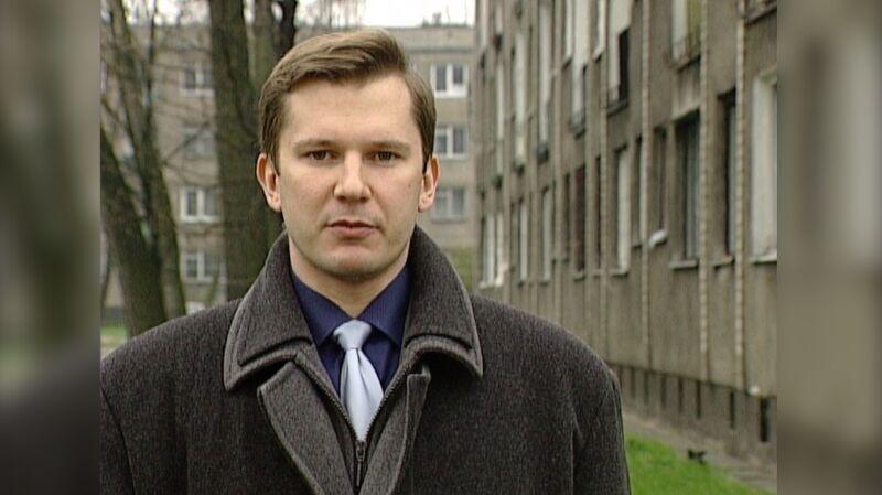 """Materiał archiwalny """"Faktów"""" TVN o zabójstwie Alberta P. ps. """"Alik"""""""