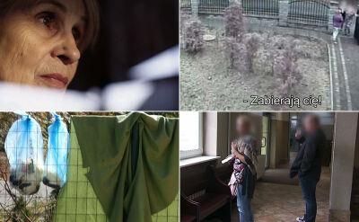 """Osaczona we własnym domu. Fragment reportażu """"Superwizjera"""""""