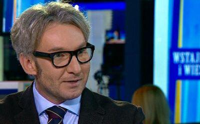 Mec. Piotr Schramm wyjaśnia, jak będzie wyglądało postępowanie wobec podejrzanych o szpiegostwo