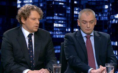 Dębski: od Majdanu aktywność Rosjan u nas wzrosła nawet pięciokrotnie