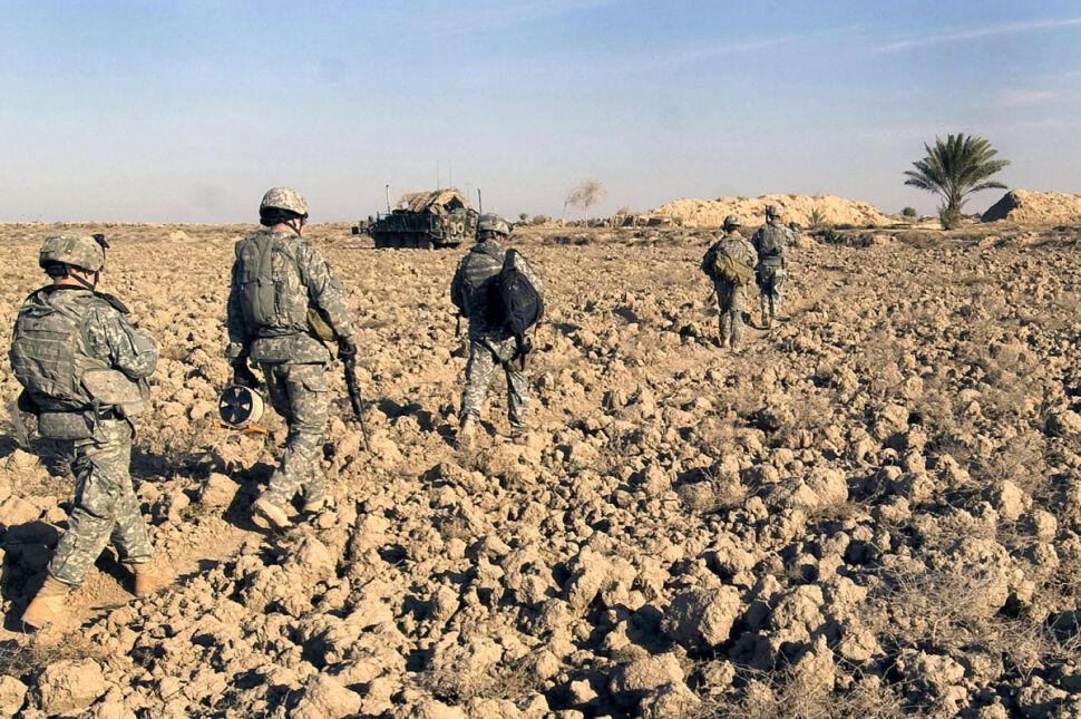 """""""NYT"""": broń chemiczna Saddama może wpaść w ręce dżihadystów"""