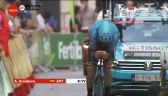 Aranburu drugi na 1. etapie Vuelta a Espana