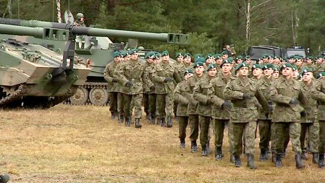 Nowy wóz bojowy i czołg dla polskiej armii