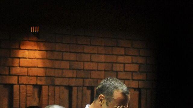 Zakrwawiony kij w domu Pistoriusa?
