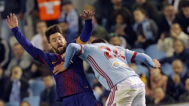 Ręką dogonili Barcelonę