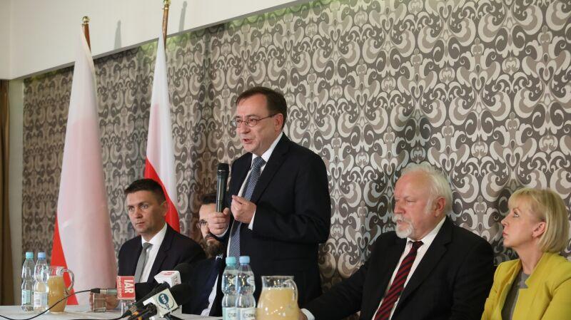 Kamiński odpowiada Wojtunikowi: wracaj, pan, do Brukseli