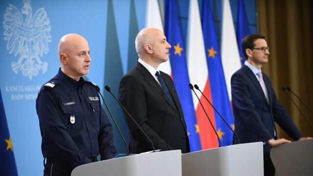 Chcieli za Polkę dwa miliony euro okupu. Szef policji o akcji w RPA