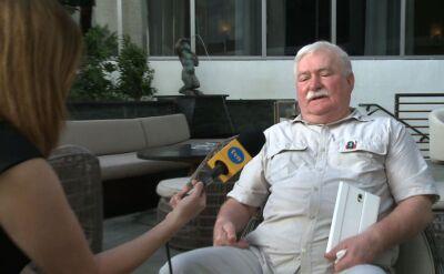 """Wałęsa może zapoznać się z dokumentami. """"Ale tam są mądrzy ludzie w tym IPN"""""""