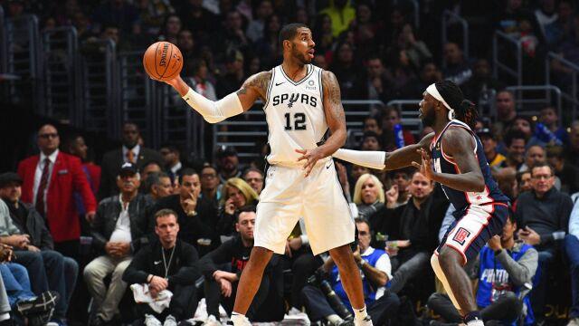 Wybitny występ gwiazdy Spurs. Gortat tym razem bez rewelacji