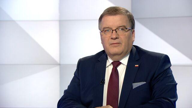 Andrzej Dera o prezesie NBP Adamie Glapińskim: nie ma idealnych prezesów