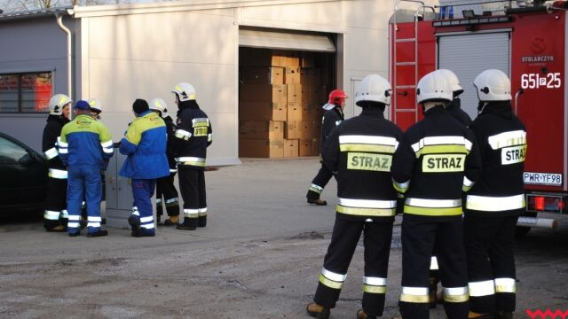 Chemical poisoning in the workplace. One person is dead, 27 have been evacuated