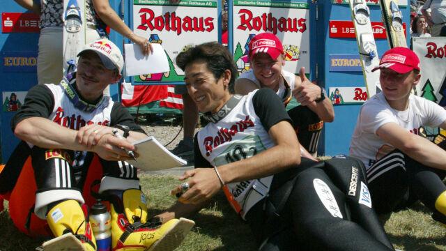 Funaki: Kobayashi jest mocniejszy mentalnie ode mnie