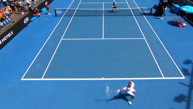 Zagranie turnieju już w kwalifikacjach Australian Open