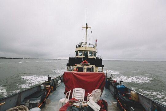 Pogoda podczas ekspedycji, która rozpoczęła się 23 maja nie sprzyjała poszukiwaczom