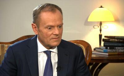 """""""Pogłoski, że człowiek Tuska został premierem są przesadzone"""""""