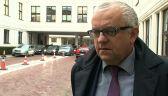Lipiński o zmianie na stanowisku premiera