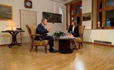 Tusk: dobrze byłoby gdyby wraz z nowym premierem pojawił się jakiś rzetelny znak o zmianie nastawienia do Europy
