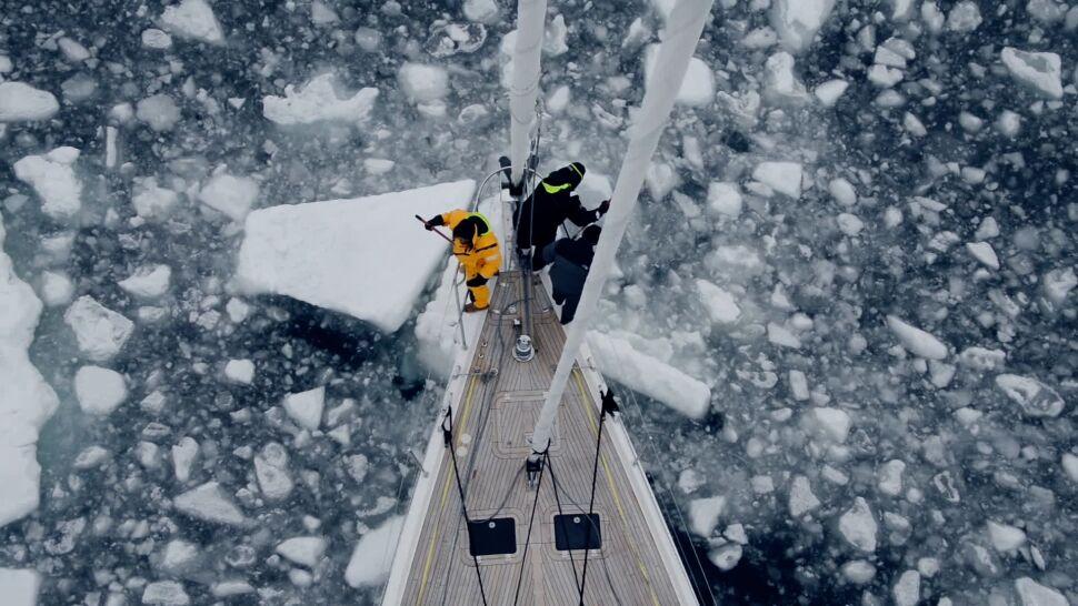 """Na opłynięcie Antarktydy dają sobie mniej niż sto dni. """"Ambitnie i bardzo niebezpiecznie"""""""