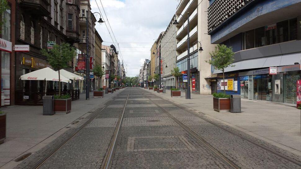 Ulica 3 Maja w Katowicach dzisiaj