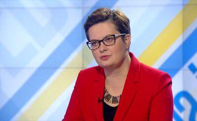 Lubnauer: Morawiecki to ostatnia deska ratunku PiS