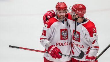 Sensacja na lodzie. Polacy pokonali Białoruś w olimpijskich kwalifikacjach