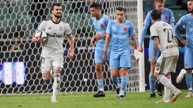 Legia odwróciła losy meczu. Zagra w Lidze Europy