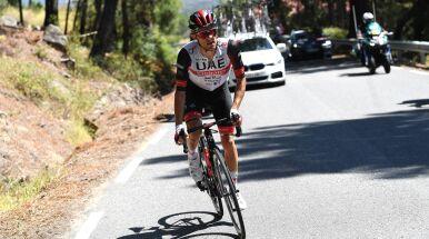 Wspaniała akcja Rafała Majki. Polak bohaterem 15. etapu Vuelta a Espana