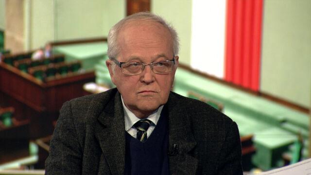 """Prof. Winczorek był gościem """"Faktów po Faktach"""""""