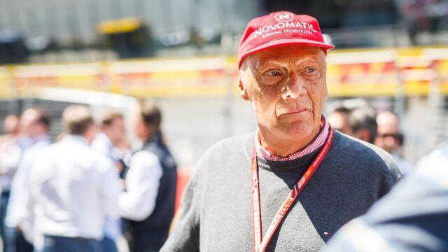 """Niki Lauda wraca do zdrowia. """"Było gorzej niż na Nuerburgringu"""""""