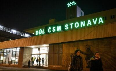 Zabici i ranni po wybuchu w czeskiej kopalni w Karwinie
