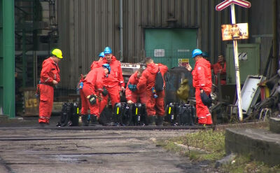 Ratownicy w Karwinie wydobyli na powierzchnię ciała trzech górników
