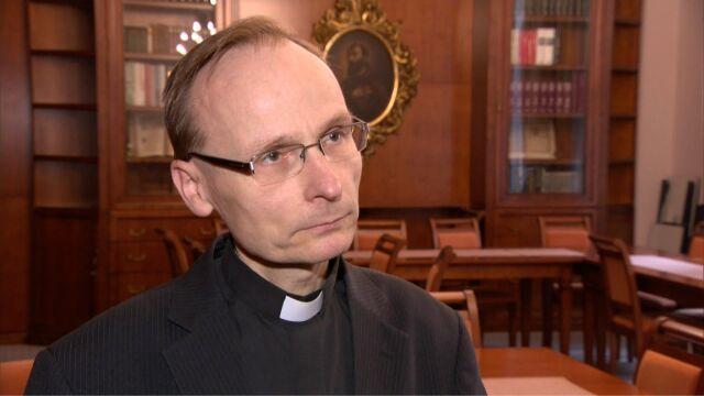 Ks. Kobienia: biskup czyta z kartki tylko w bardzo wyjątkowych sytuacjach