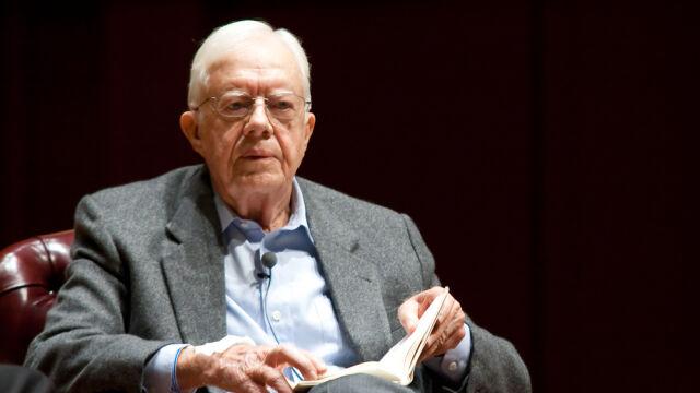 Jimmy Carter znów w szpitalu