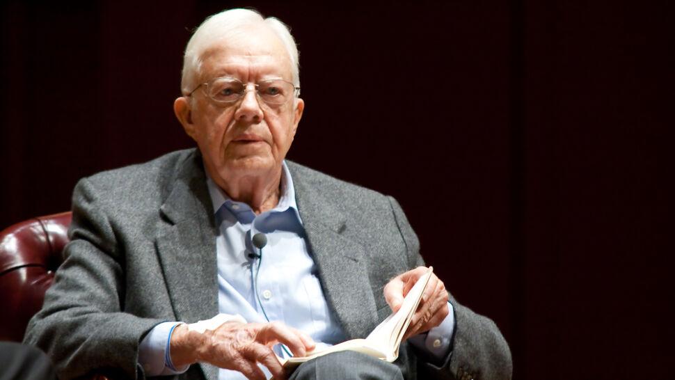 Jimmy Carter najstarszym żyjącym byłym prezydentem w historii USA