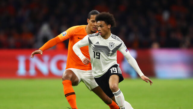 Stworzyli prawdziwy spektakl. Pięć goli w meczu Holandia - Niemcy