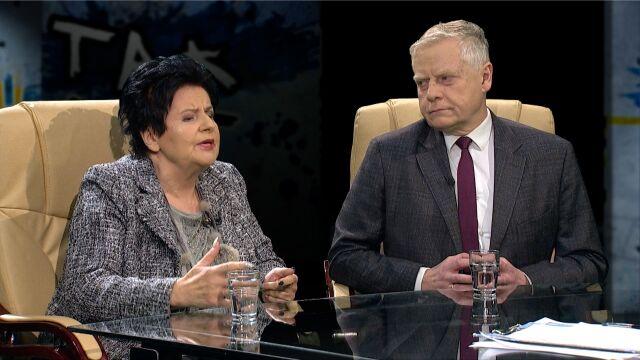 Senyszyn i Bobko w Tak jest