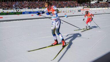 Sprinterski błysk Nilsson, Johaug przechytrzona
