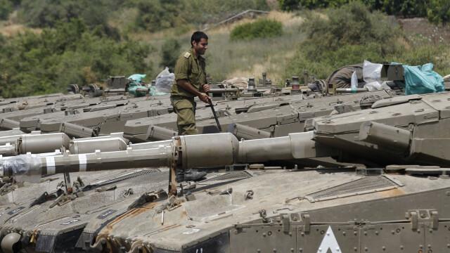 Trump: nadszedł czas, by uznać, że Wzgórza Golan należą do Izraela