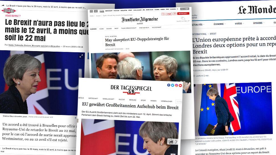 """""""May całkowicie utraciła kontrolę"""" nad brexitem, """"nawet dyplomaci się gubili"""""""