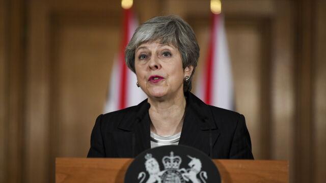 Orędzie Theresy May w sprawie opóźnienia brexitu
