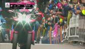 Damiano Caruso wygrał 20. etap Giro d'Italia